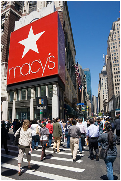 Macy's, New York City