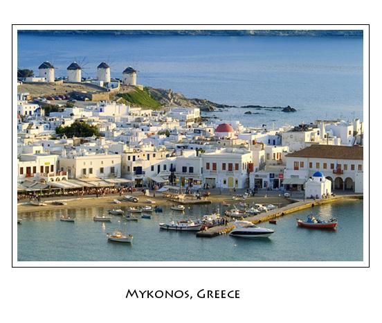 Mykonos Photography Tour Workshop