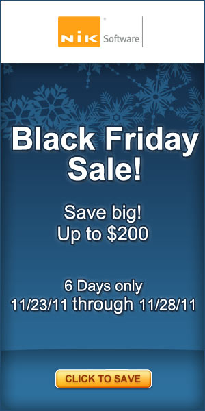 NIK Black Friday Sale